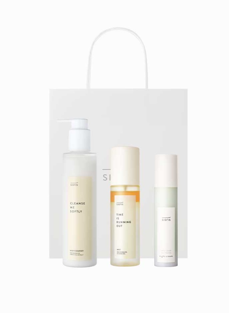 [15%+Eco pouch] FOR MOISTURE CARE SET